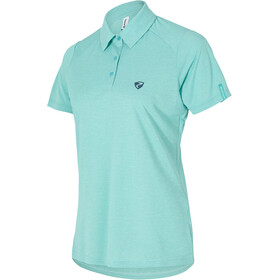Ziener Clemenzia Polo Shirt Women mermaid melange